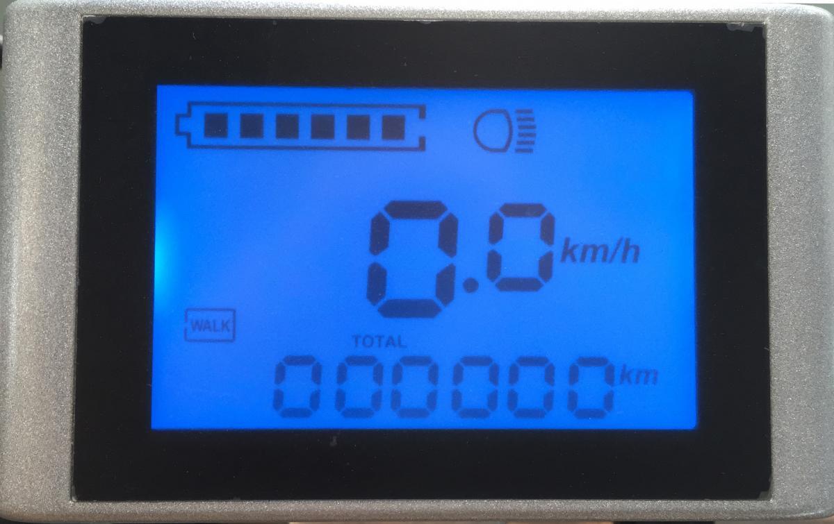 """Bild 3 von LLobe E-Bike 28"""" Alu City White Motion 8 G"""