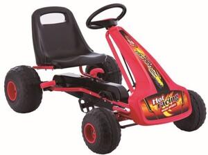 DocGreen Go-Kart GK 17 - Rot