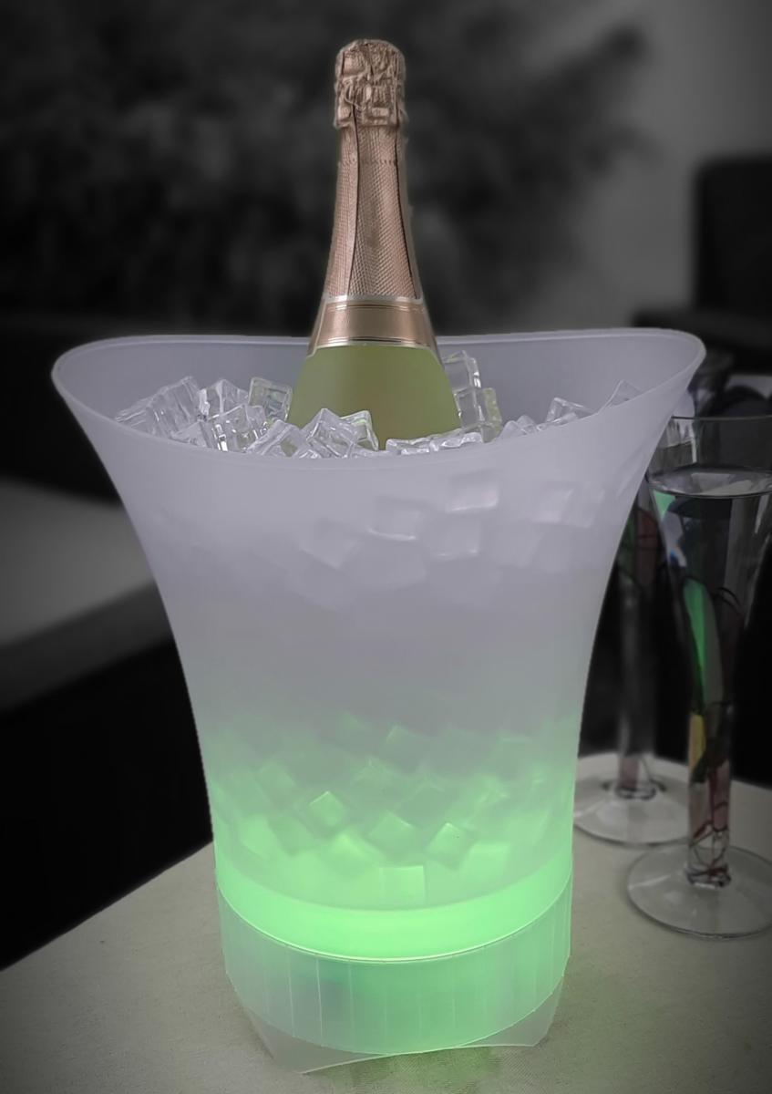 Bild 4 von Jay-Tech Ice Cube Tray DN7 Getränkekühler mit LED-Licht und Bluetooth-Lautsprecher