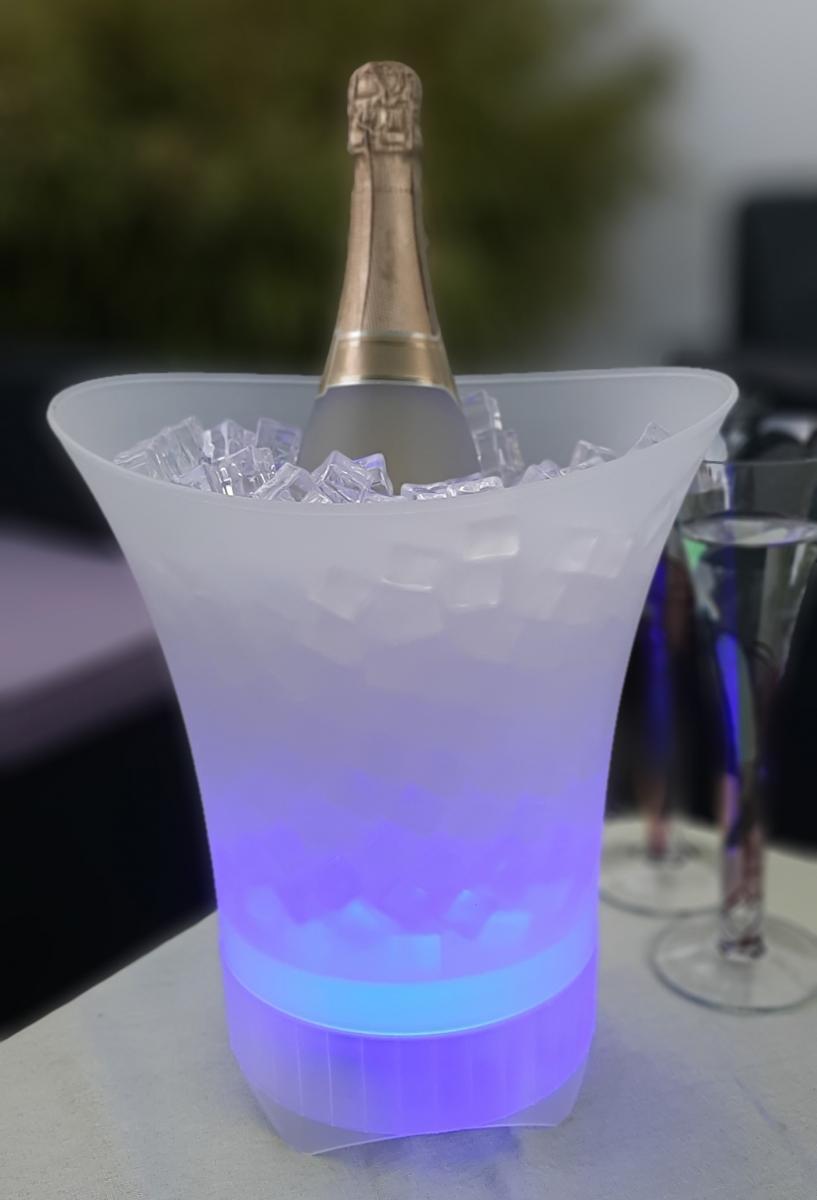Bild 5 von Jay-Tech Ice Cube Tray DN7 Getränkekühler mit LED-Licht und Bluetooth-Lautsprecher