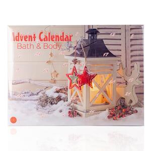 """Beauty Adventskalender für Frauen """"BATH & BODY"""""""