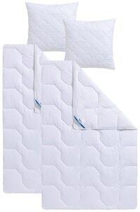 Einziehdecke + Kunstfaserkissen, »Tencel Soft«, Beco, normal, Material Füllung: Tencel®, Kunstfaser, (Set)