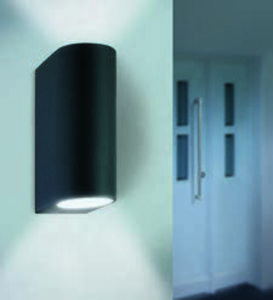 LED-Außenleuchte »Up & Down«