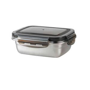 Casalino Lunchbox aus Edelstahl 350 ml