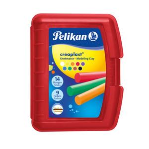 "Pelikan Knete ""Creaplast®"" mit 9 Farben"