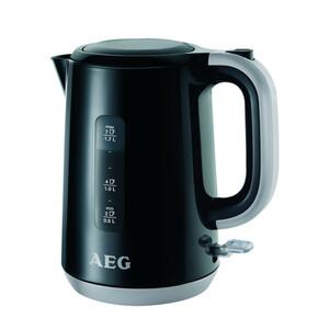 """AEG Wasserkocher """"EWA 3300"""" Schwarz 1,7 Liter"""