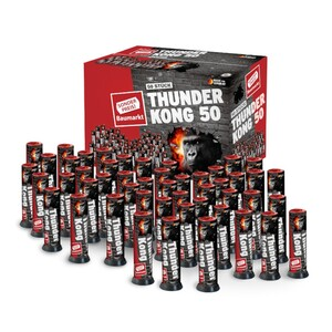 Sonderpreis Baumarkt Bombenrohr Thunder Kong 50