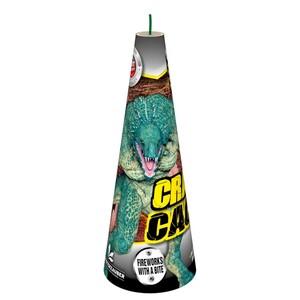 Feuerwerk Vulkan Cranky Cactus