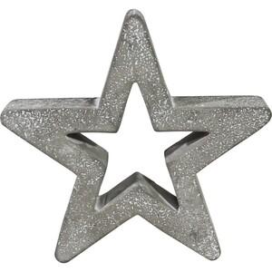 Dekofigur Stern groß 20,2 cm aus massivem Zement