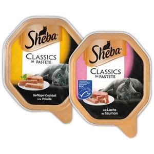 Sheba Classics in Pastete