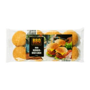 BBQ     Mini-Burgerbrötchen