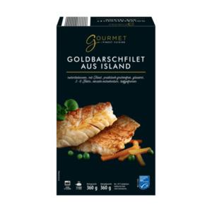 GOURMET     Goldbarschfilet aus Island