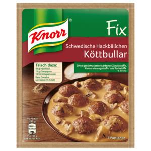 Knorr Fix Schwedische Hackbällchen Köttbullar 49g