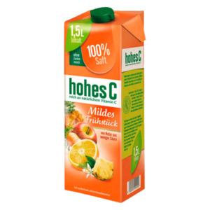 Hohes C Mildes Frühstück 1,5l