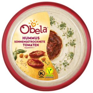Obela Hummus Sonnengetrocknete Tomaten 175g