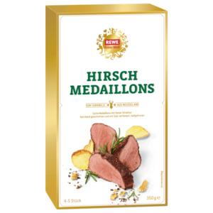REWE Feine Welt Hirschmedaillons 350g