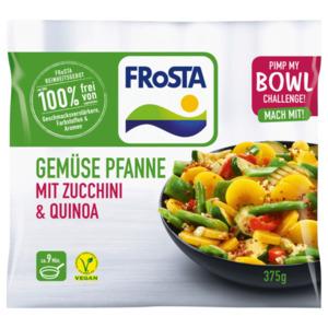 Frosta Gemüse Pfanne Zucchini & Quinoa 375g