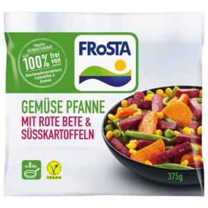 Frosta Gemüse Pfanne mit Rote Bete & Süßkartoffeln 375g