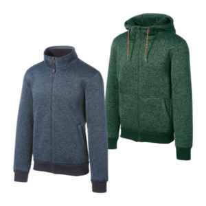 ACTIVE TOUCH  	   Outdoor-Strickjacke