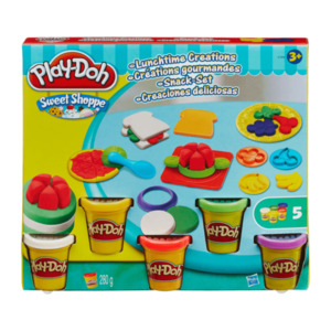 Hasbro Play-Doh Snack-Set