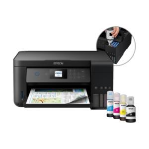 WLAN-Tintenstrahldrucker, Epson EcoTank ET-2750, schwarz