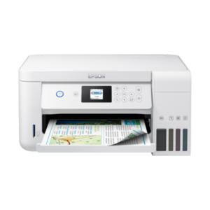 WLAN-Tintenstrahldrucker, Epson EcoTank ET-2756, weiß