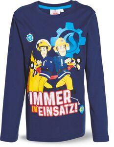 Kinder Pyjama Feuerwehrmann Sam - Gr. 98/104