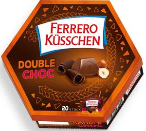 Ferrero Küsschen Double Choc 190g
