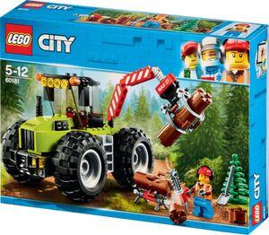 LEGO® Sortiment - LEGO® City 60181 Forsttraktor