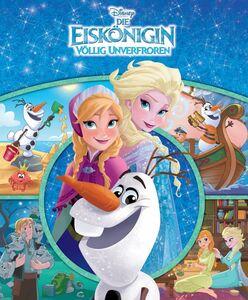 Kinder- und Vorlesebücher - Disney Eiskönigin Suchbilderbuch