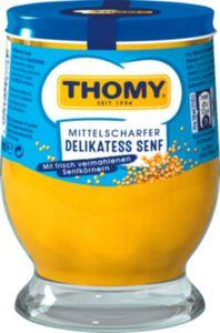 Thomy Delikatess-Senf mittelscharf 250 ml