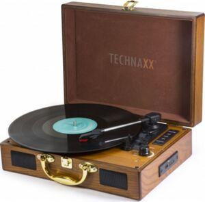 Technaxx Premium Bluetooth Plattendigitalisierer TX-101 braun