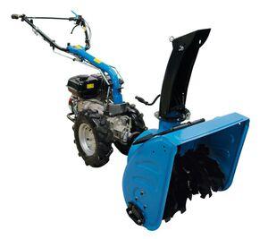 Güde GME 6.5 V Motoreinachser mit Schneefräse