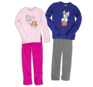 LIZENZ Mädchen- oder Jungen-Schlafanzug