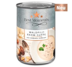 BEST MOMENTS Suppe