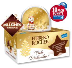 FERRERO Schneekugel Rocher