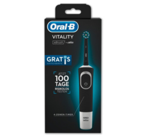 ORAL-B E-Brush Black Edition