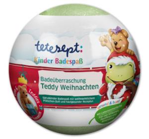 TETESEPT Badeüberraschung Teddy