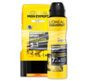 L'ORÉAL MEN EXPERT Duschgel + Deodorant