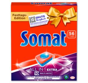 SOMAT 10 All in 1 Geschirrreinigertabs