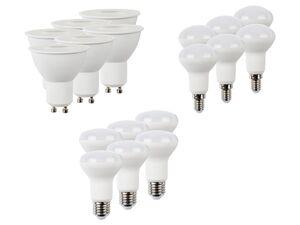 LIVARNO LUX® 6 LED Leuchtmittel Reflektoren