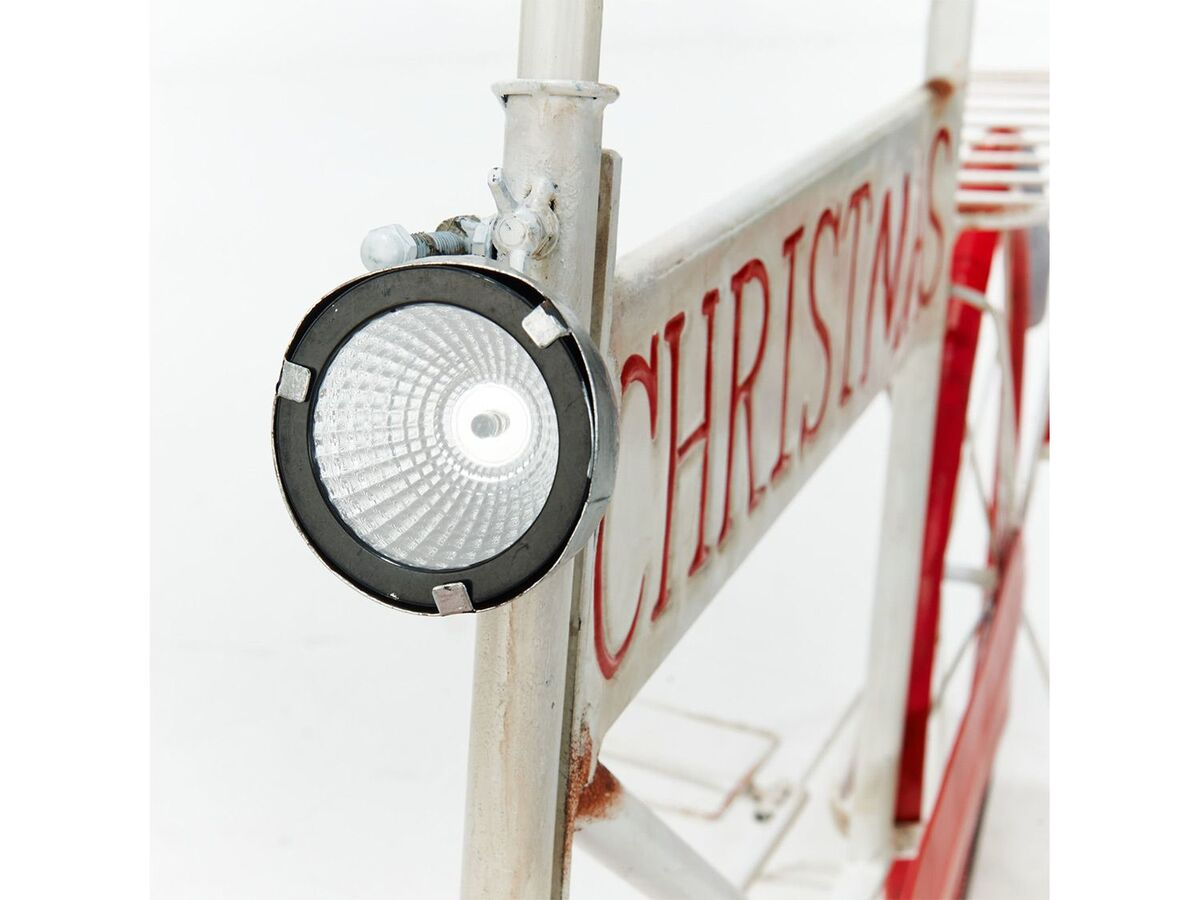 Bild 4 von Pureday Deko-Objekt Santas Bike