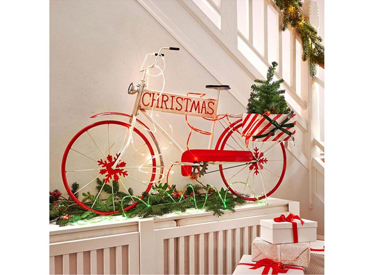Bild 5 von Pureday Deko-Objekt Santas Bike