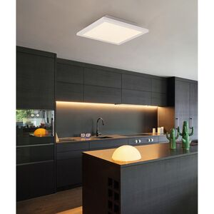 home24 LED-Deckenleuchte Rosi VI