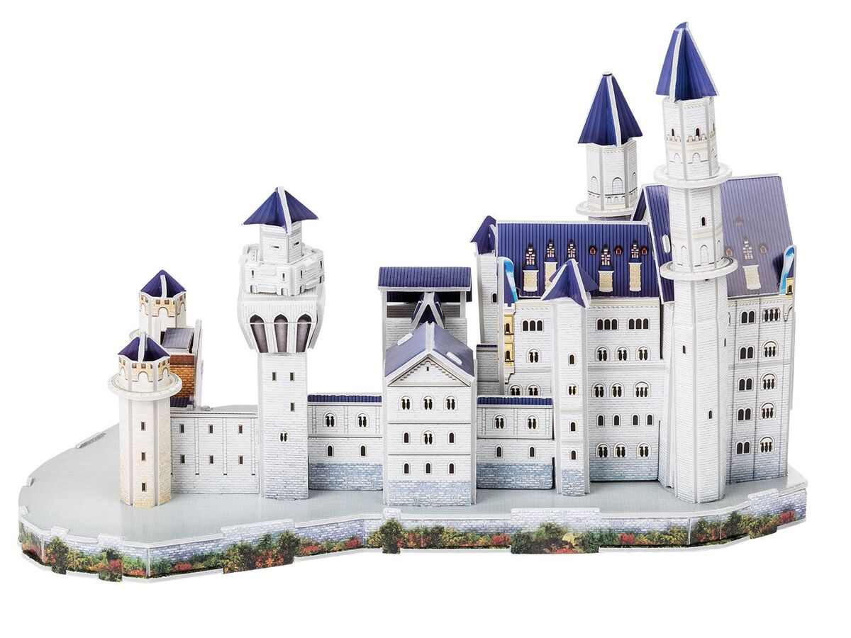 Bild 2 von PLAYTIVE® 3D-Puzzle
