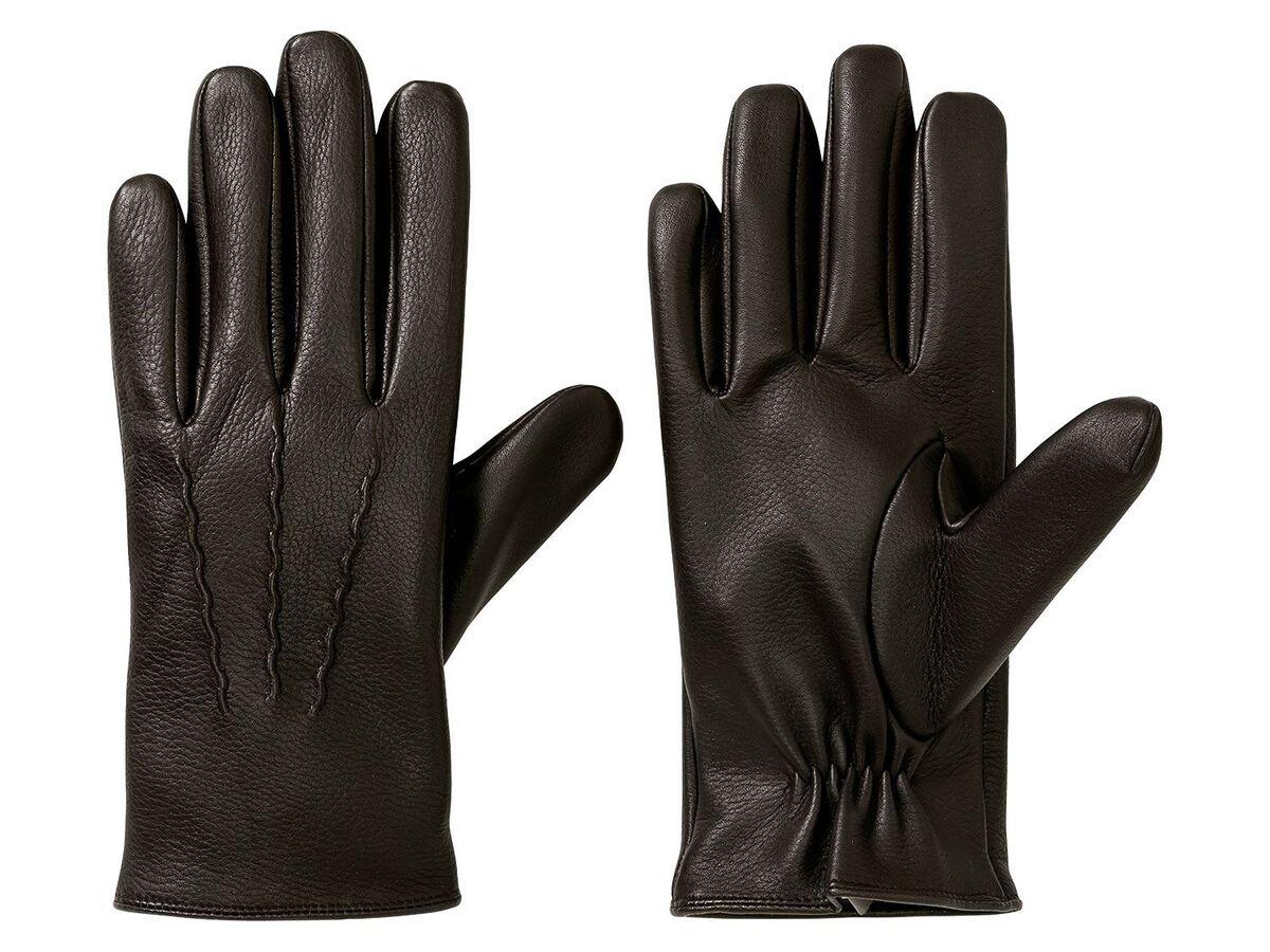 Bild 2 von LIVERGY® Herren Lederhandschuhe