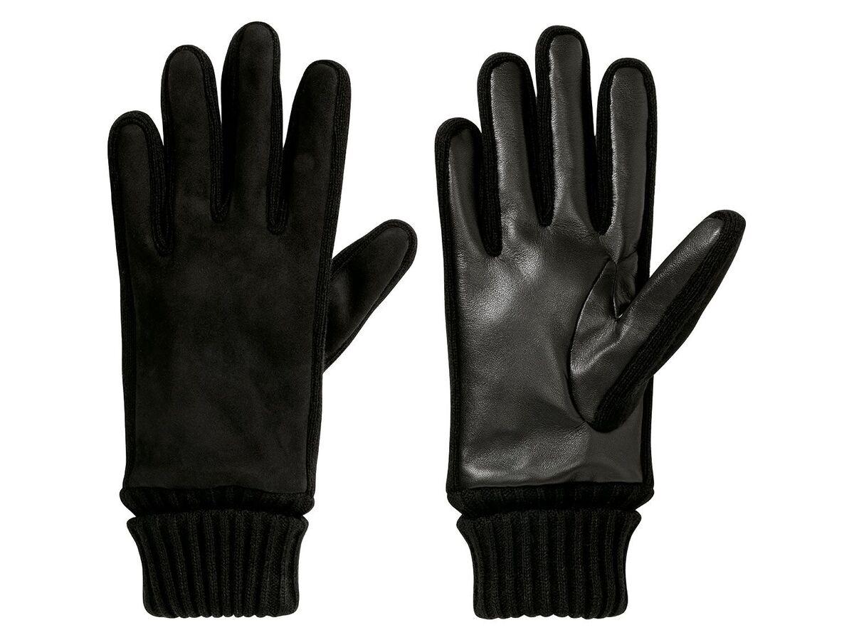 Bild 4 von LIVERGY® Herren Lederhandschuhe