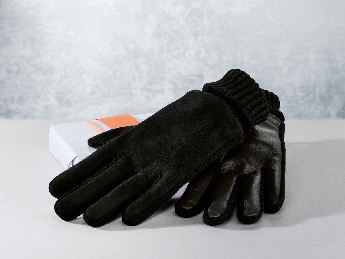Bild 5 von LIVERGY® Herren Lederhandschuhe