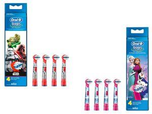 Oral-B Stages POWER 4 Aufsteckbürsten