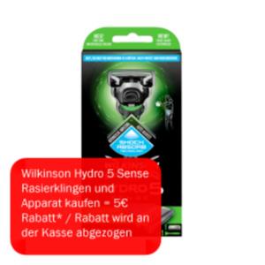 Wilkinson Hydro 5 Sense Comfort Rasierer
